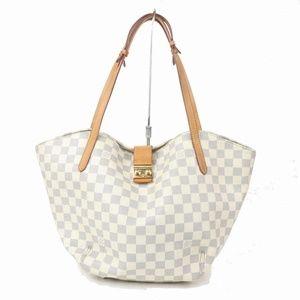 Auth Louis Vuitton Salina Shoulder Bag #1443L71